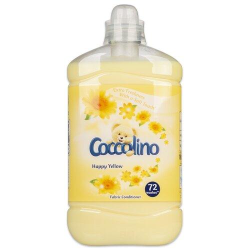 Coccolino Aviváž Happy Yellow 1,8 l