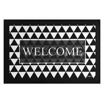 Domarex NoirFloor Welcome lábtörlő, 40 x 60 cm