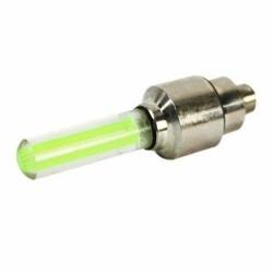 Svítící ventilky, zelená