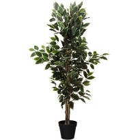 Umělá rostlina v květináči Liddy, 115 cm