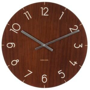 Nástěnné hodiny 5619DW Karlsson 40cm