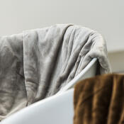 4Home deka Soft Dreams šedá, 150 x 200 cm