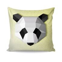 Matějovský márkájú Deluxe Panda párnahuzat, 40 x 40 cm