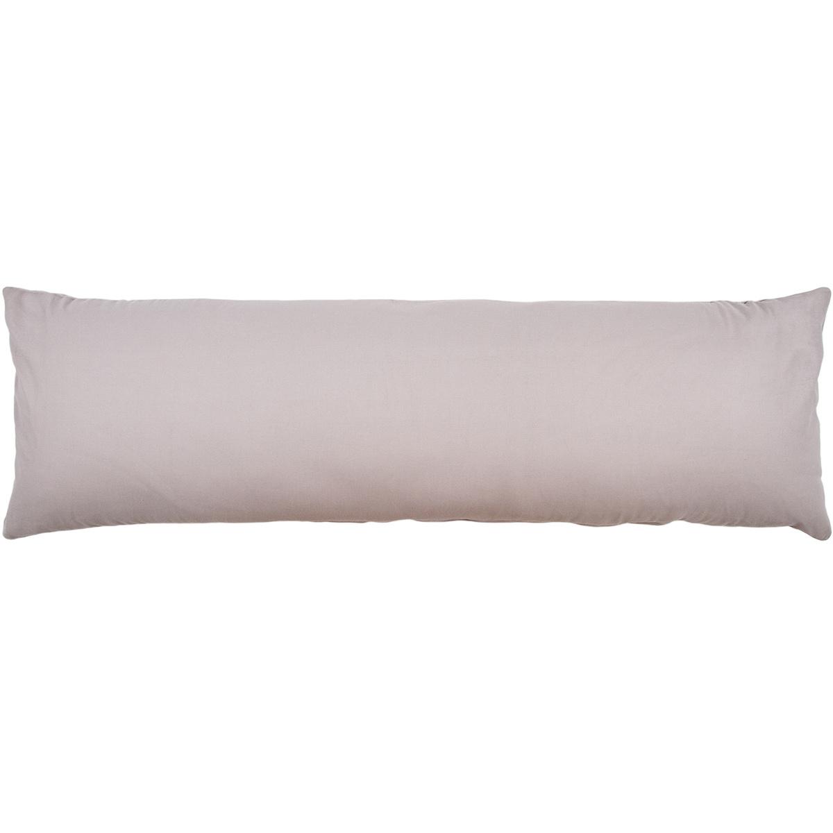 Trade Concept Povlak na Relaxační polštář Náhradní manžel UNI šedá, 40 x 120 cm