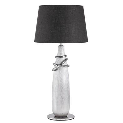 Rabalux 4390 Evelyn lampa stołowa, czarna
