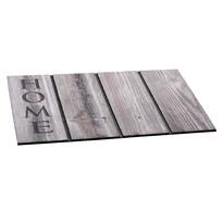 Home wood kültéri lábtörlő, 46 x 76 cm