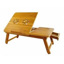 Laptop asztal az ágyba
