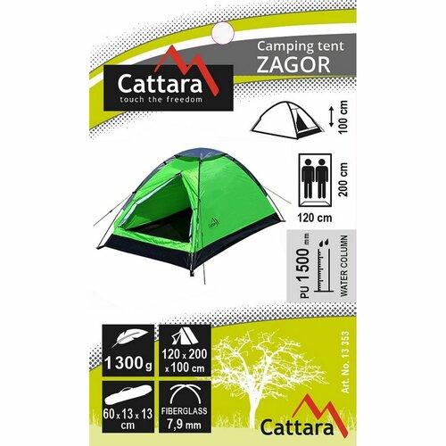 Cattara Stan pro 2 osoby Zagor 200 x 120 x 100 cm