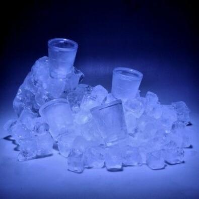 Kieliszki chłodzące do wódki 4 szt.