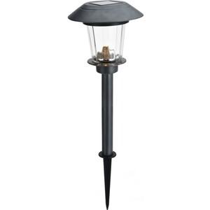 Solární nerezová LED lampa