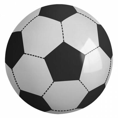 Obří nafukovací fotbalový míč