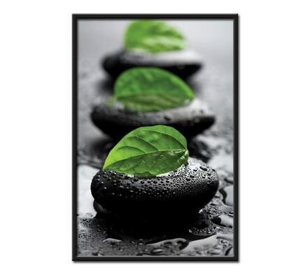 StarDeco obraz Green stone