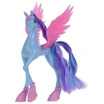 Unicorn Koopman albastru, 10 cm