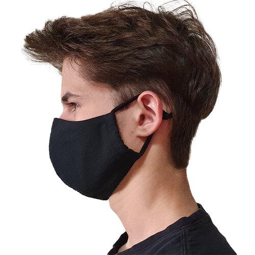 Mască facială Black medium