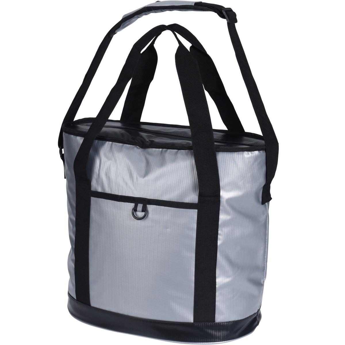 Koopman Chladicí taška Icy stříbrná, 36 x 23 x 39 cm