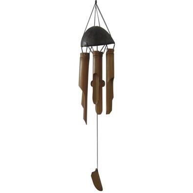 Bambusová zvonkohra 30 cm