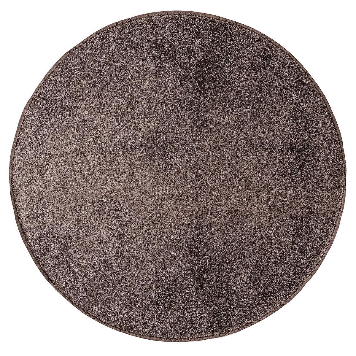 Vopi Kusový koberec Capri hnedá, 80 cm