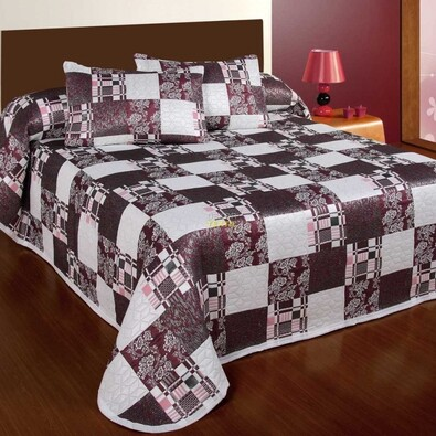 Přehoz na postel Jasmin, 140 x 220 cm