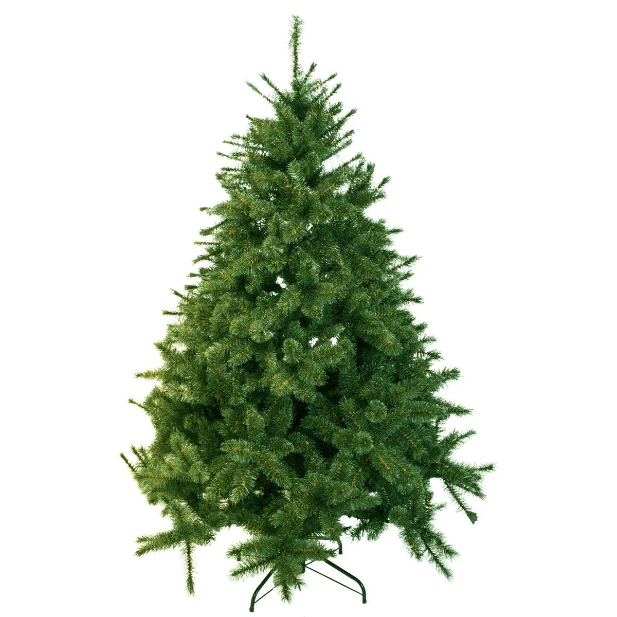 Vianočný stromček Smrek so stojanom, 155 cm