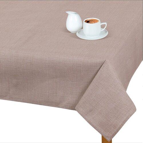 Față de masă Adéla Uni natural închis, 70 x 70 cm