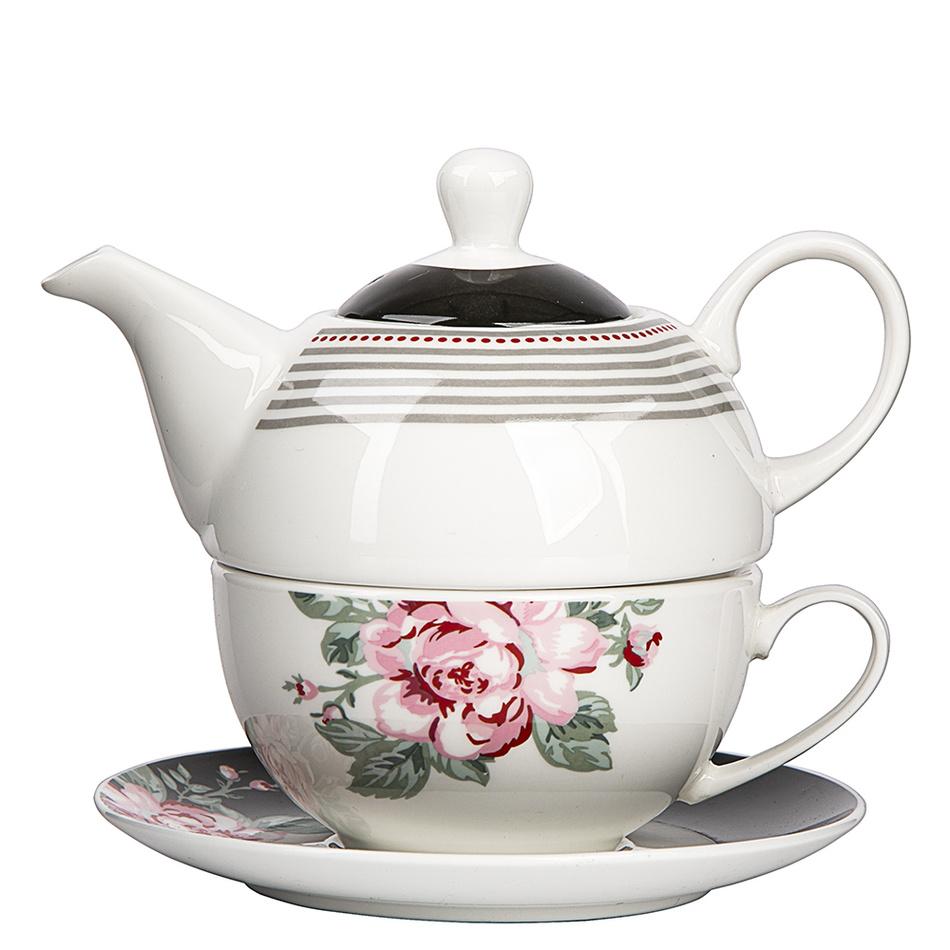 Altom čajová souprava Paris Rose