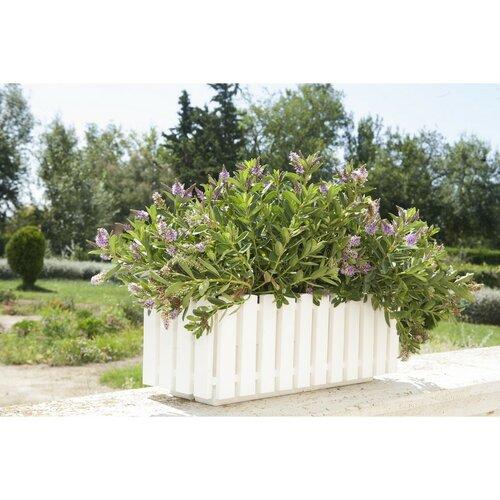 Gardenico Fency virágláda, zöld, 50 cm