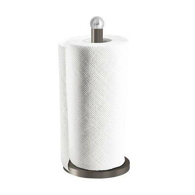 Berlinger Haus papírtörlő tartó állvány Carbon Metallic Line
