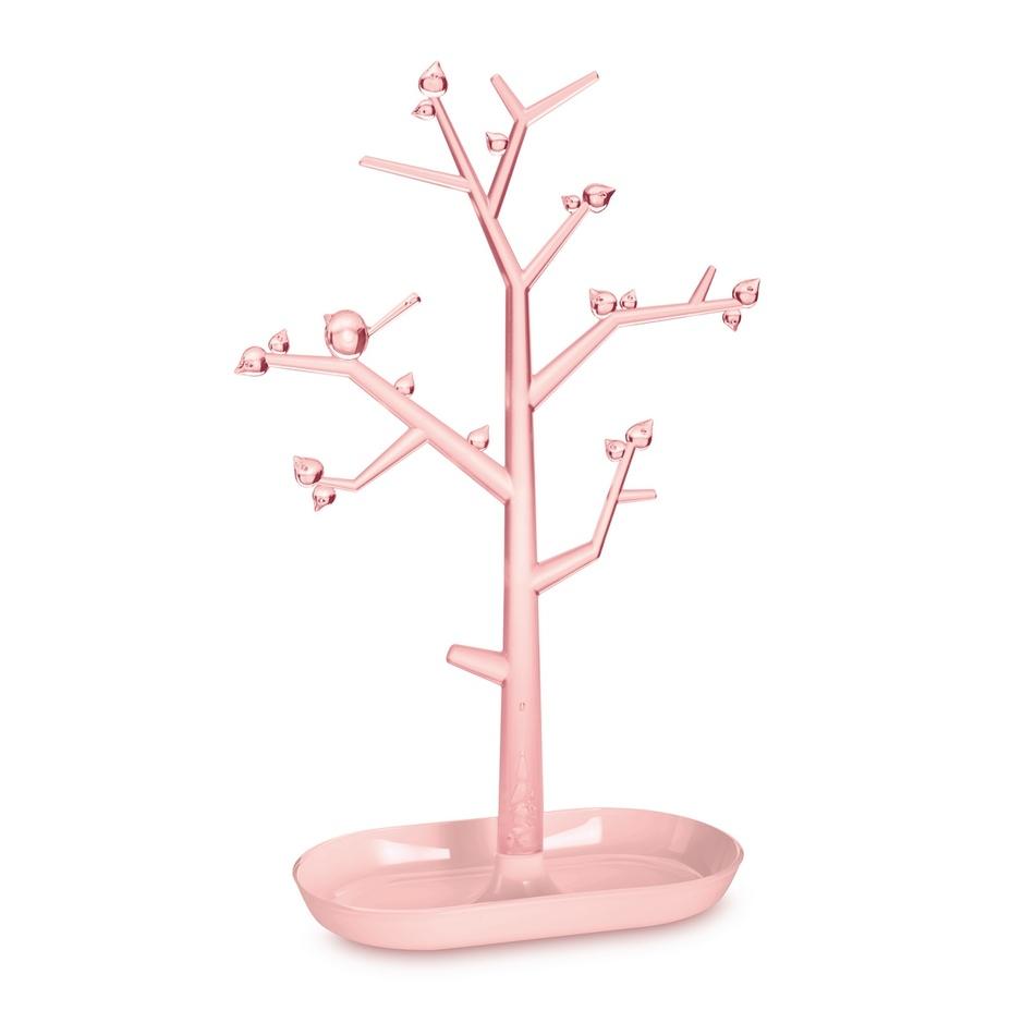 Koziol Stojánek na šperky PI:P, růžová