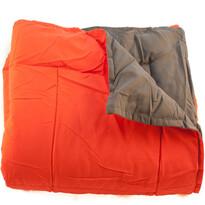 Koc camping Elle pomarańczowy, 150 x 200 cm