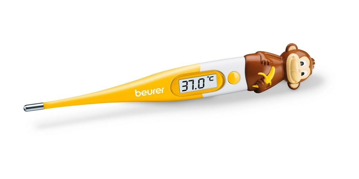 Beurer BEU-BY11MO dětský teploměr Opice