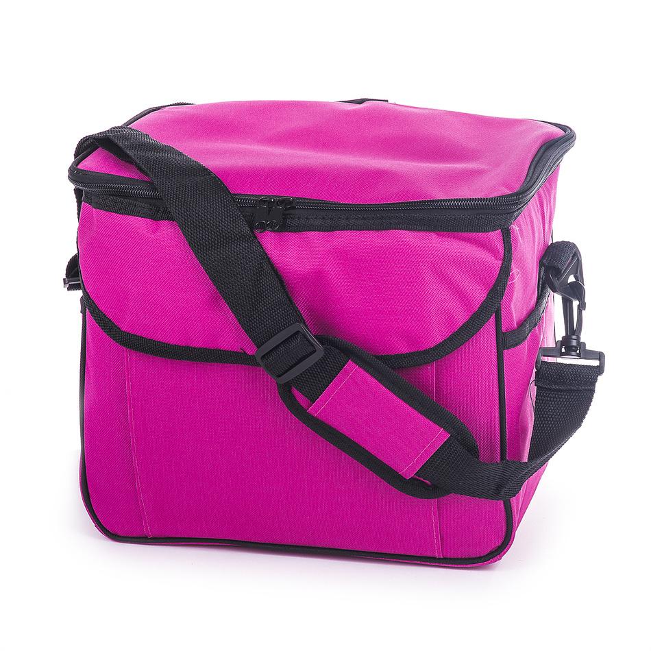 Chladící taška růžová