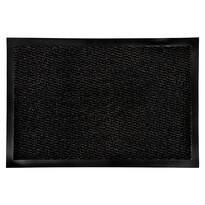 Rohožka Lisa čierna, 40 x 60 cm