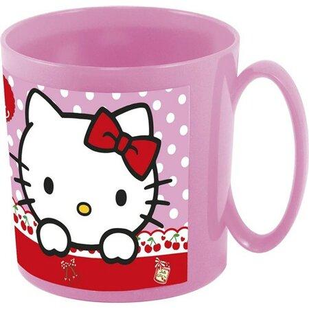 Banquet Hello Kitty Dětský plastový hrneček