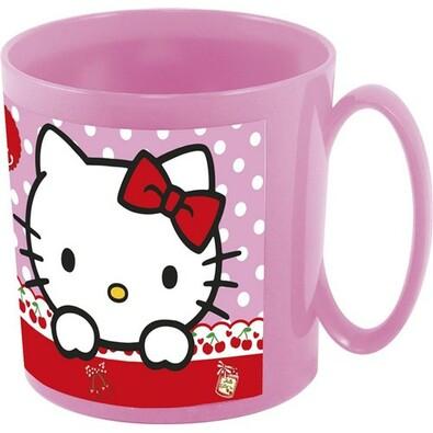 Banquet Plastový hrnek Hello Kitty
