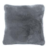 Obliečka na vankúšik Catrin sivá, 45 x 45 cm