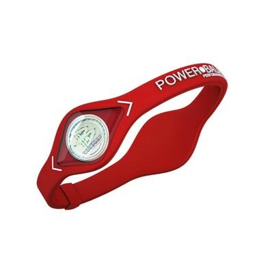 Náramek Power Balance levně, červená, M (19 cm)