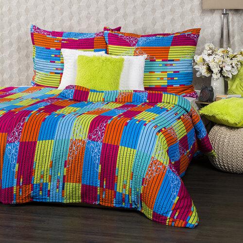 Krepové obliečky Bruno Color, 140 x 200 cm, 70 x 90 cm