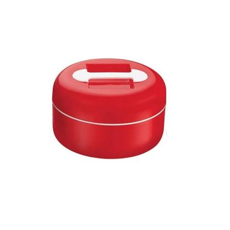 Oală termo Regal roşie roşie, 2,5 l