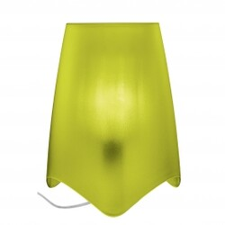 Kozioł lampa stołowa MOOD zielony