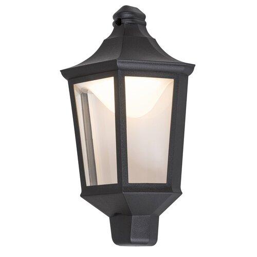 Rabalux 8979 Rosewell Vonkajšie LED nástenné svietidlo, čierna