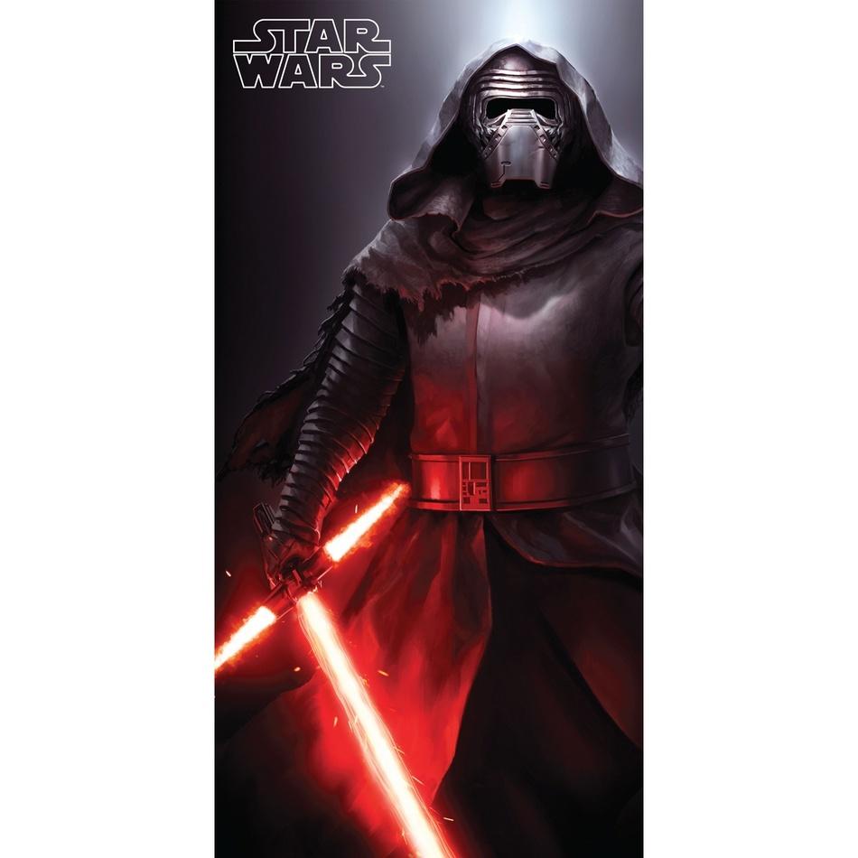 Jerry Fabrics Osuška Star Wars VII, 75 x 150 cm