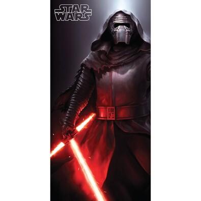 Osuška Star Wars VII, 75 x 150 cm