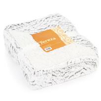 Tereza bolyhos takaró, szürke, 150 x 200 cm