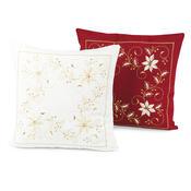 Povlak na polštářek Vánoční červená, 40 x 40 cm