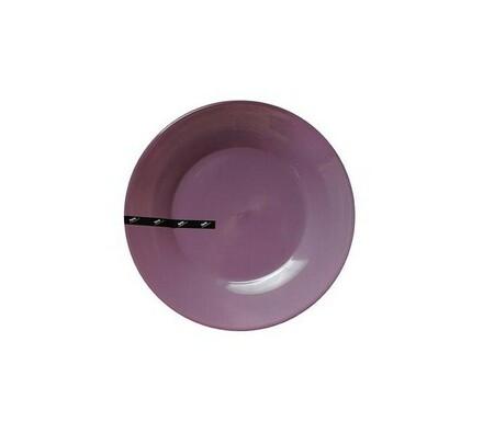 Luminarc Toro 6dílná sada dezertních talířů  fialová