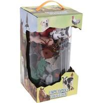 Set de joacă pentru copii Farm animals Collection, 26 buc.