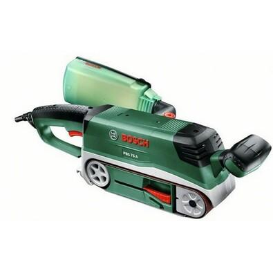 Pásová bruska Bosch PBS 75 A, zelená