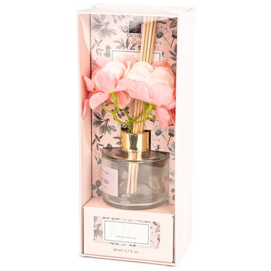 Natural home illatdiffúzor Rose, 80 ml