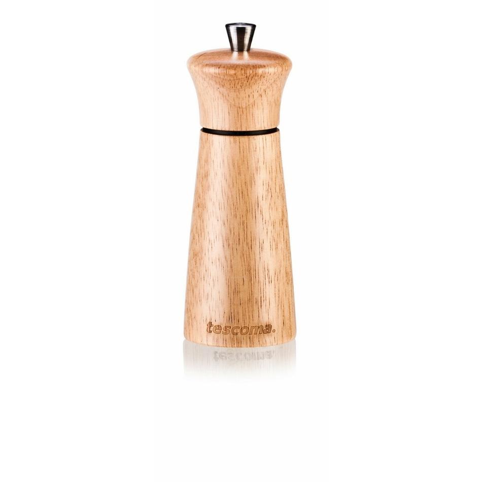 Tescoma Virgo wood Mlynček na soľ/korenie 18 cm