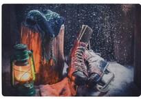 Covoraș Christmas Wintertime, 38 x 58 cm